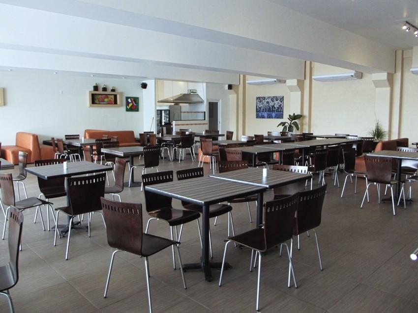 CAFETERÍA LOS SABORES (SALÓN LOS SABORES)