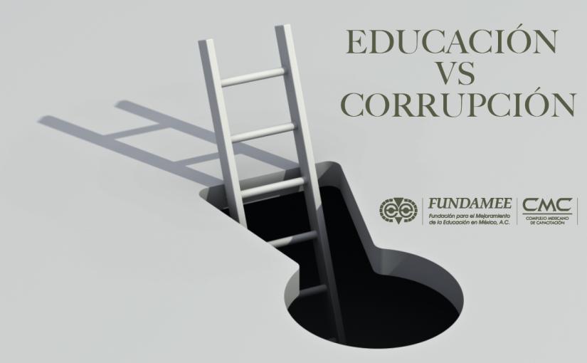 EDUCACIÓN VS CORRUPCIÓN